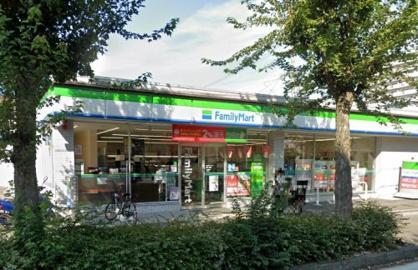 ファミリーマート平野瓜破店の画像1