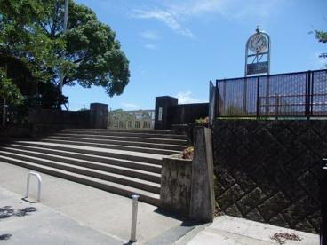 西紫原中学校の画像1