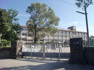 西谷山小学校の画像1