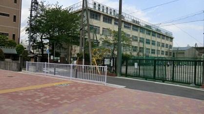 中野区立中野東中学校の画像1