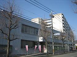 山科郵便局の画像1