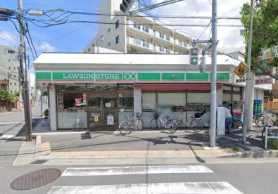 ローソンストア100 LS市川南八幡三丁目店の画像1