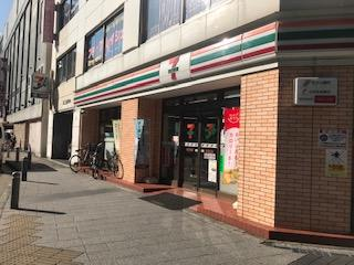 セブンイレブン 蒲田アロマスクエア前店の画像1