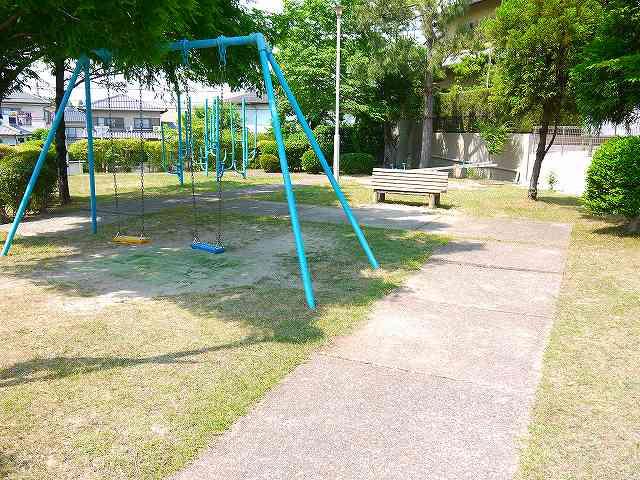 中山泉ヶ丘街区公園の画像