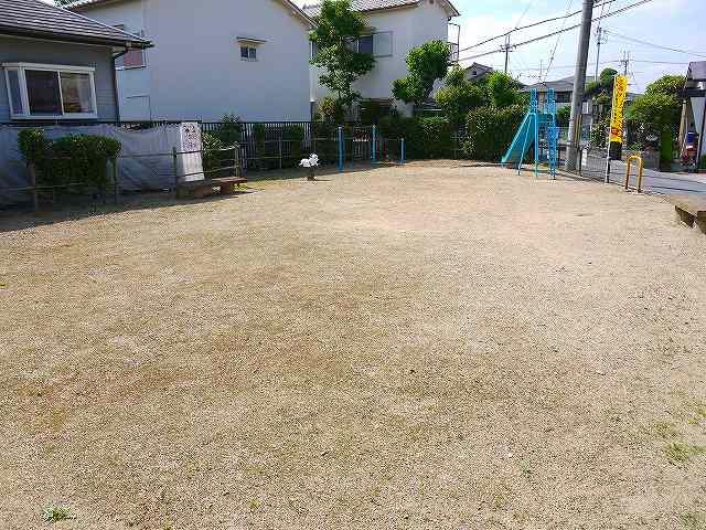 秋篠町第3号街区公園の画像