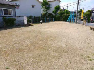 秋篠町第3号街区公園の画像1