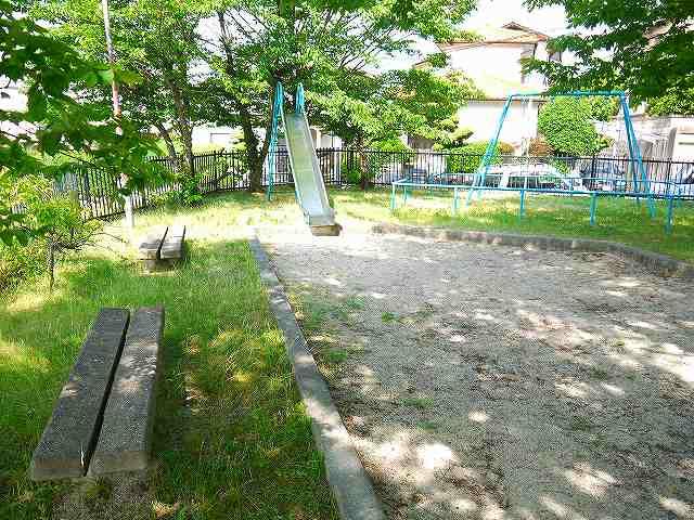 中山町西四丁目第2号児童公園の画像