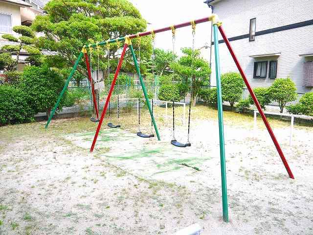 エクセルハイツ学園前公園の画像