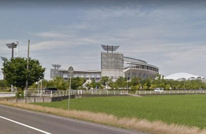 新潟県立野球場(HARD OFF ECOスタジアム新潟)の画像1