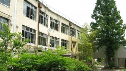 牛込第三中学校の画像1