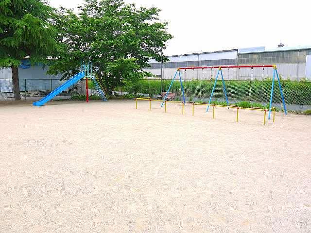 長柄第二街区公園の画像