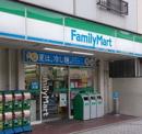 ファミリーマート 針中野二丁目店
