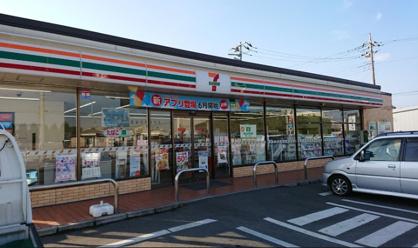 セブンイレブン 高崎新町中河原店の画像1