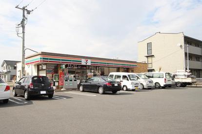 セブンイレブン 高崎上佐野町店の画像1