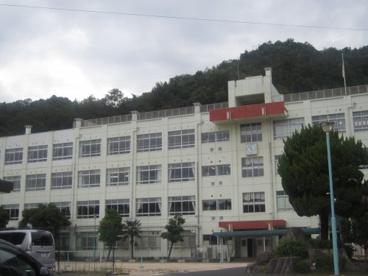広島市立船越中学校の画像1