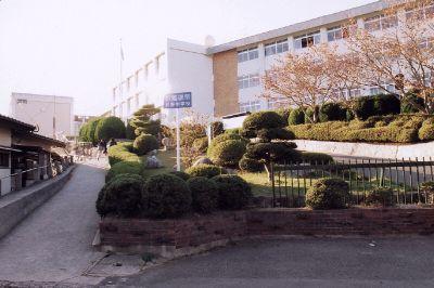 熊野町立熊野中学校の画像1
