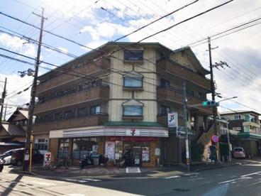 セブンイレブン京都西賀茂店の画像1