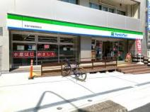ファミリーマート 新宿戸塚警察署前店