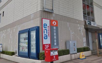 朝日信用金庫一之江駅支店の画像1