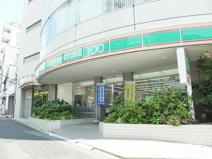 ローソンストア100 江東牡丹一丁目店