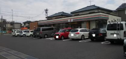 セブンイレブン 新潟上木戸4丁目店の画像1