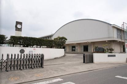 松山市立久米中学校の画像1