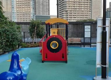 湊町第一児童遊園の画像1