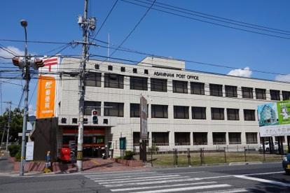 安佐南郵便局の画像1