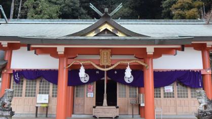 有馬神社の画像1