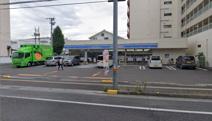 ローソン 松山築山町店