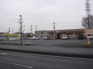 セブンイレブン 宇都宮鶴田バイパス店の画像1