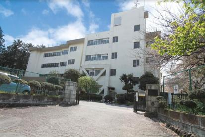 海老名中学校の画像1