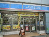 ローソン 下井草駅前