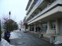 上田中学校