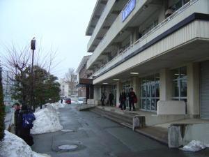 上田中学校の画像1