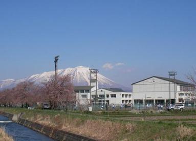 飯岡中学校の画像1