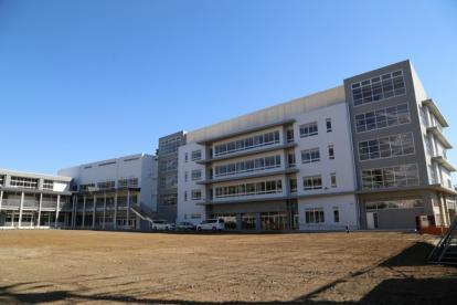 墨田区立吾嬬立花中学校の画像1