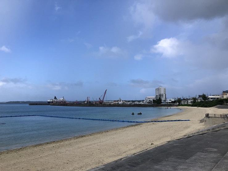 パイナガマビーチ