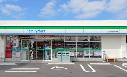 ファミリーマート 宇都宮羽牛田店の画像1