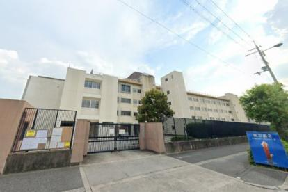 大阪市立淡路中学校の画像1