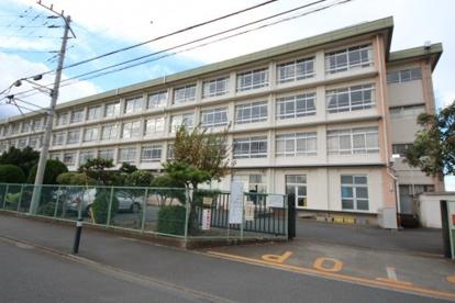 平塚市立大住中学校の画像1