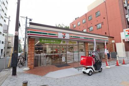 セブンイレブン 大阪小橋町店の画像1