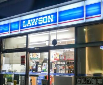 ローソン H築地三丁目店の画像1