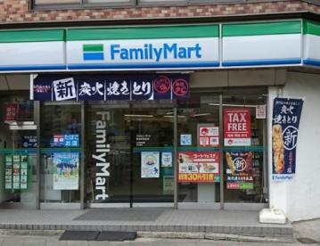 ファミリーマート 新富町駅前店の画像1