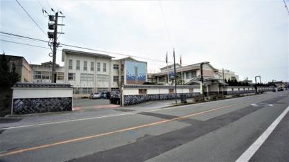 久留米市立城島中学校の画像1