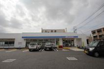 ローソン寒川岡田店