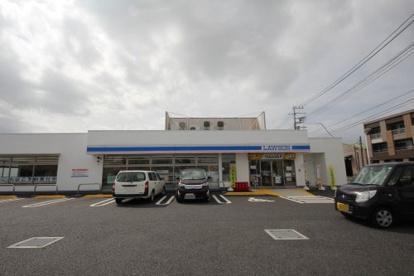 ローソン寒川岡田店の画像1