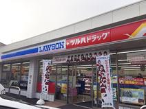 ローソン ツルハドラッグ杉並和田店