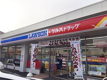 ローソン ツルハドラッグ杉並和田店の画像1