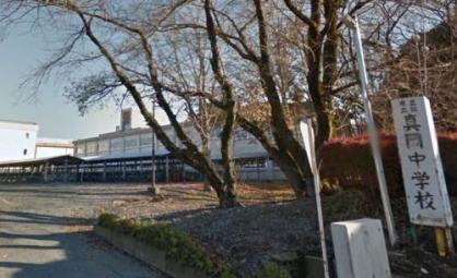真岡市立真岡中学校の画像1